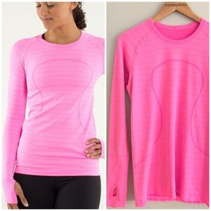 Lululemon | Raspberry Pink Swiftly Tech Tee 10